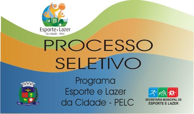 PELC-processo seletivo