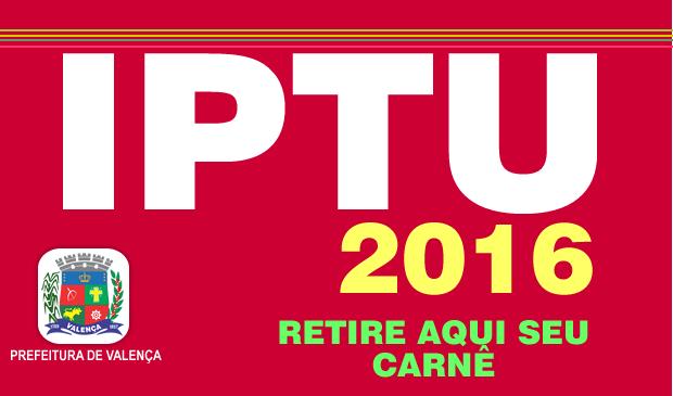 IPTU2016