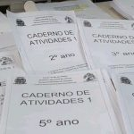 Página de Secretaria de Educação disponibiliza cadernos de atividades  para alunos da Rede Municipal